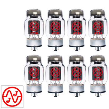 New Current Matched Octet (8) JJ Electronic KT88 (ST Shape) Vacuum Tubes