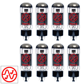 New Current Matched Octet (8) JJ Electronic 7027A 7027 Vacuum Tubes