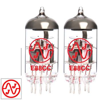 Gain Matched Pair (2) JJ 6922 / E88CC / 6DJ8 / ECC88 Vacuum Tubes - Brand New