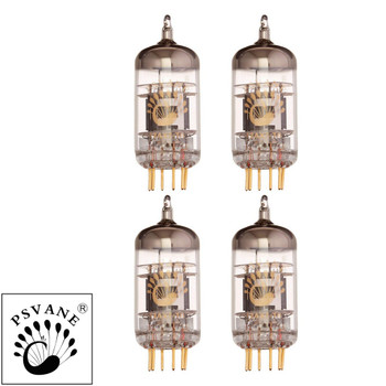 New Gain Matched Quad (4) Psvane 12AX7-T MKII Mark II Vacuum Tubes Ships from US