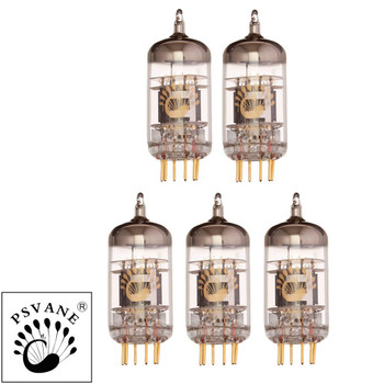 New Gain Matched Quintet (5) Psvane 12AX7-T MKII Mark II Tubes Ships from US