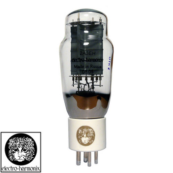 Brand New Factory Tested Electro-Harmonix 2A3 Gold Grid Vacuum Tube