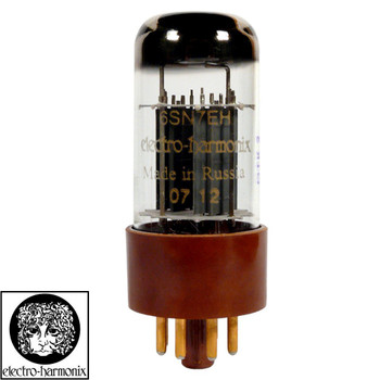 Brand New Gain Tested Electro-Harmonix 6SN7 Gold Pins Vacuum Tube