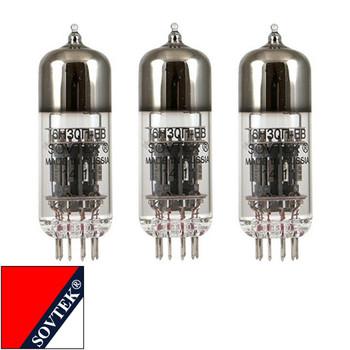 Brand New Factory Matched Trio (3) Sovtek 6H30Pi Vacuum Tubes