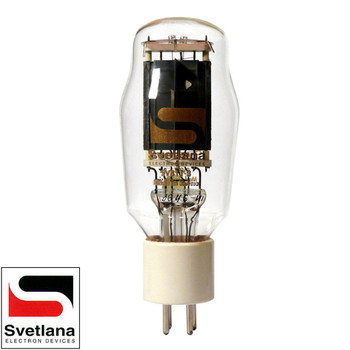 Brand New Factory Tested Svetlana SED SV-811-3 High Power Vacuum Tube