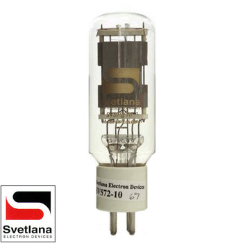 Brand New Factory Tested Svetlana SED SV-572-10 High Power Vacuum Tube