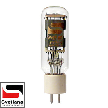Brand New Factory Tested Svetlana SED SV-572-160 High Power Vacuum Tube