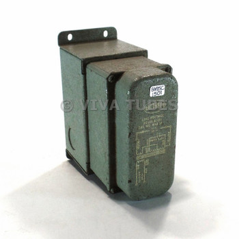 Vintage Raytheon RVA30 Line Voltage Regulator Transformer 111V 60CPS, 3MFD 330V