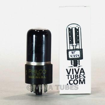 Philco USA 6K6GT Plate D Foil Get Smoked Vacuum Tube 76%