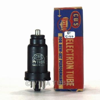 True NOS NIB CBS Hytron USA 6L7 Metal Vacuum Tube