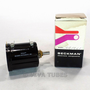 NOS NIB Vintage Helipot Model A Precision Potentiometer 5000 5K ohm