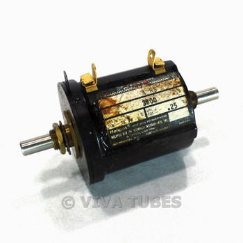 Vintage Helipot Model ARS Precision Potentiometer 3800 3.8K ohm