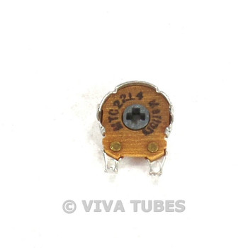 Vintage Mallory Model MTC22L4 Potentiometer 200 ohm Pot  Shaftless
