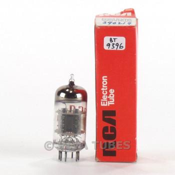 True NOS NIB RCA USA 6U8A/6KD8 Grey Plate O Get Vacuum Tube 100+%