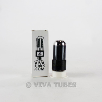 Tests NOS Sylvania USA 6V6GT Smoked Vacuum Tube 100+%