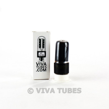 Tests NOS Sylvania USA 6V6GT Grey Plate Foil D Get Smoked Vacuum Tube 100%