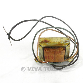 Vintage 6-W-13-HF Tube Audio Output Transformer 5 Watt 50 Ma