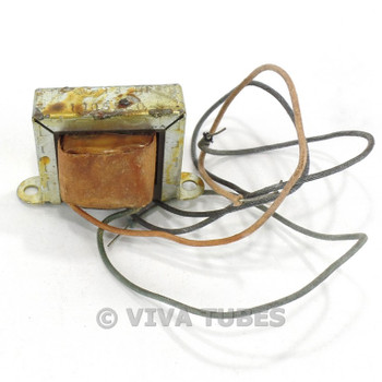 Vintage 6-W-13-HF Output Transformer for Tube Audio Amps 50 Watts 50 Ma