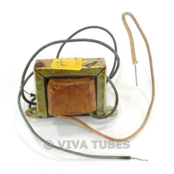 Vintage 6-W-13-HF Output Transformer Tube Audio 50 Watts 50 Ma
