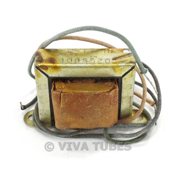 Vintage 6-W-13-HF 5 Watts 50 Ma Output Transformer for Tube Audio