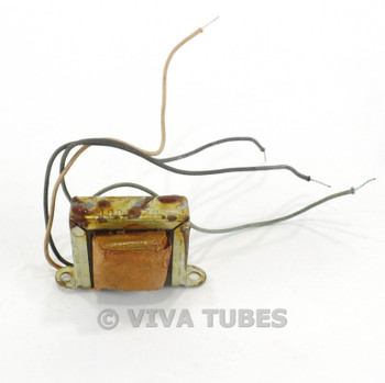 Vintage 6-W-13-HF Output Transformer 5W 5 Watts 50 Ma for Tube Amps