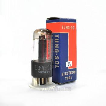 True NOS NIB Vintage Tung-Sol USA 6W6GT Black Box Plate Top [] Get Tube