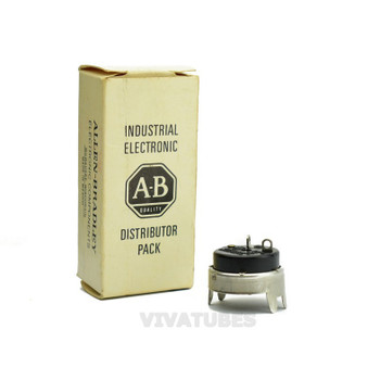 NOS NIB Industrial Electronic IS-1 Attachable Switch for Type AB Potentiometer.