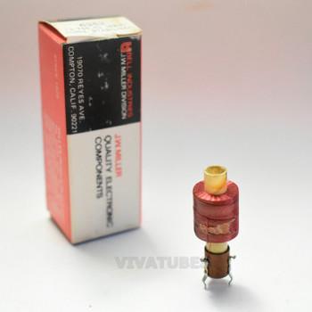 "NIB NOS Miller 6352 15,750 Hz. (B&W) Horizontal Stabilizer Coil 1 5/8"""