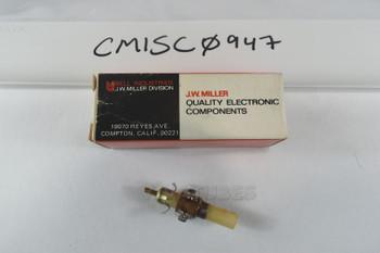 """NOS NIB Miller 6219 44 MHz Transformer I.F. Coil 1 1/2"""""""