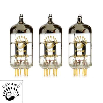 Matched Trio Psvane 12AU7-S Vacuum Tubes