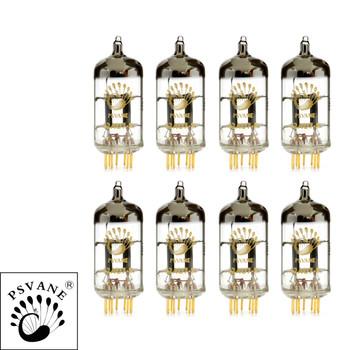 Psvane 12AU7-S Vacuum Tubes - Matched Octet