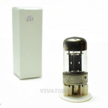 True NOS RCA USA 7A4 Black Plate Get 3 Mica Vacuum Tube 100+%