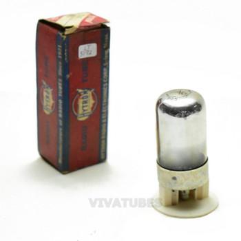 True NOS NIB CBS Hytron USA 7A6 Vacuum Tube 100+%