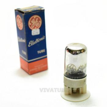 True NOS NIB GE USA 7A6 Vacuum Tube 100+%