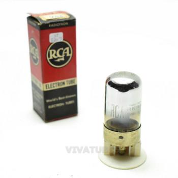 True NOS NIB RCA USA 7B4 Black Vacuum Tube 100+%