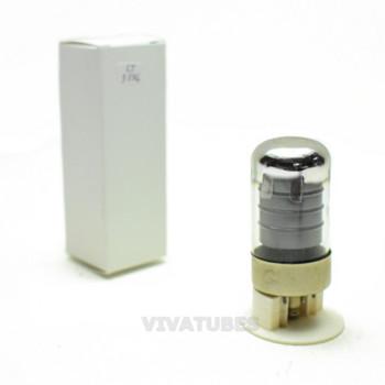 True NOS Sylvania USA 7B7 Grey Plate Get Vacuum Tube 100%