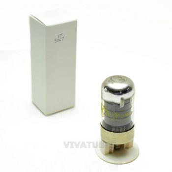 True NOS Westinghouse USA 7B7 Grey Plate Get Vacuum Tube 100+%