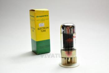 True NOS NIB Amperex USA 7C5 Black Plate Get Vacuum Tube 100+%