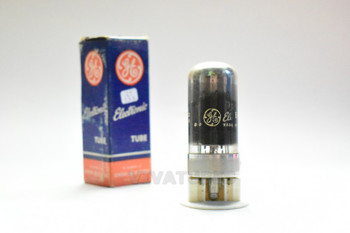 True NOS NIB GE USA 7C5 Plate Get Smoked Glass Vacuum Tube 100+%