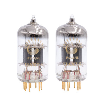 Gain Matched Pair (2 ps) Psvane 12AX7-S ECC82 Art Series Vacuum Tubes - Gold Pins - Brand New