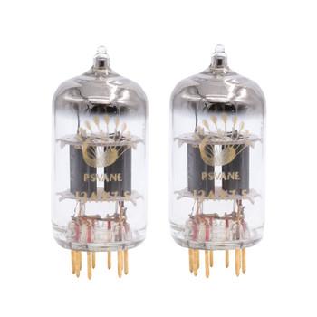 Gain Matched Pair (2 ps) Psvane 12AX7-S ECC82 Art Series Vacuum Tubes - Gold Pins - Brand New