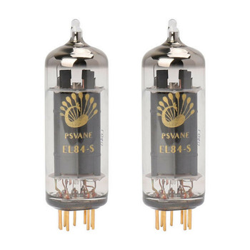 New Ip Matched Pair Psvane EL84-S Art Series Vacuum Tubes