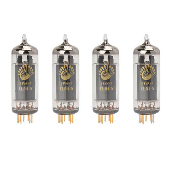 New Ip Matched Quad Psvane EL84-S Art Series Vacuum Tubes