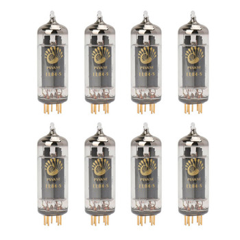 New Ip Matched Octet Psvane EL84-S Art Series Vacuum Tubes