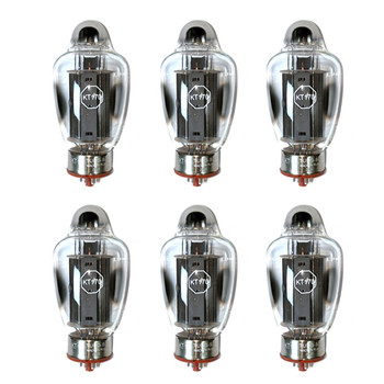 New Factory Matched Sextet Tung-Sol KT170 Vacuum Tubes