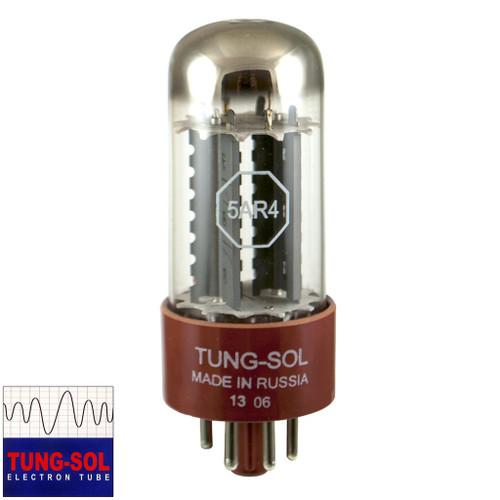 Brand New Tung-Sol Reissue 5AR4 GZ34 Rectifier Vacuum Tube