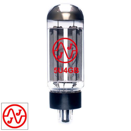 Brand New JJ Electronic 5U4 / 5U4GB Rectifier Vacuum Tube