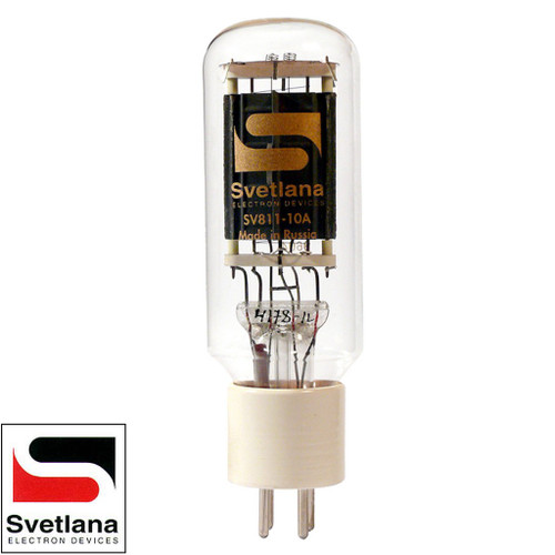 Brand New Factory Tested Svetlana SED SV-811-10 High Power Vacuum Tube
