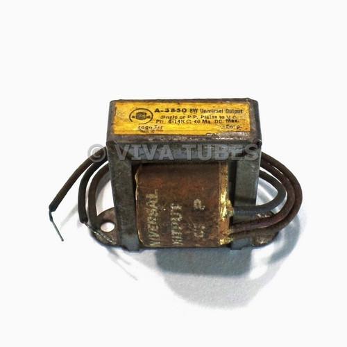 Vintage Stancor A-3849 Universal Output Audio Transformer 8 Watt 4-14000ohm 40mA
