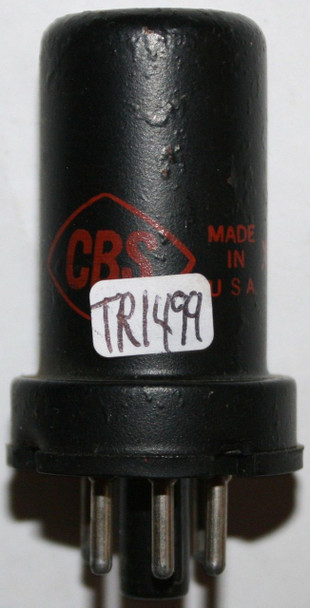 CBS-Hytron USA 0Z4 Metal Vacuum Tube Tube